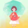 Color Girl - the girl in the raining Wiki