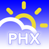 PHXwx Phoenix, AZ weather forecast traffic radar Wiki