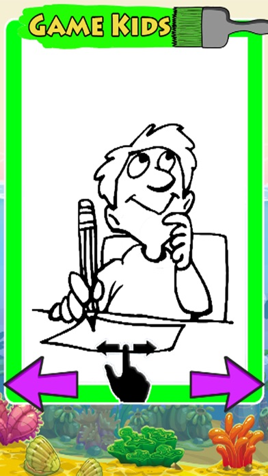 Coloring Book Games For Drawing Student App Download