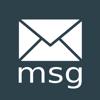 MSG-Dateiansicht