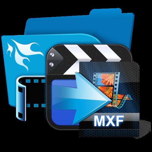 AnyMP4 MXF转换器 AnyMP4 MXF Converter