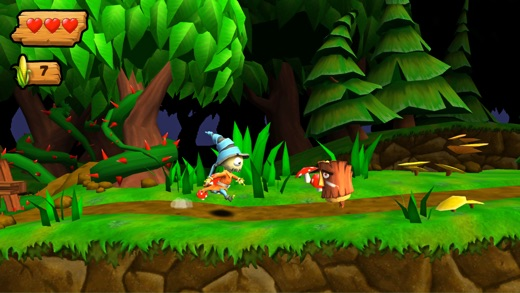 Stitchy: A Scarecrow's Adventure Screenshot