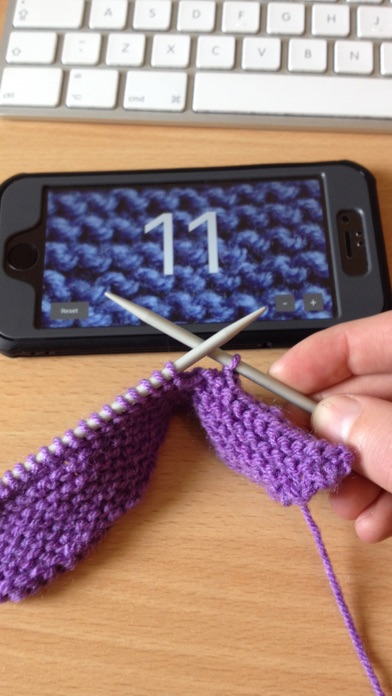 Knitting Row Counter App Android : Knitting stitch or row counter app download android apk