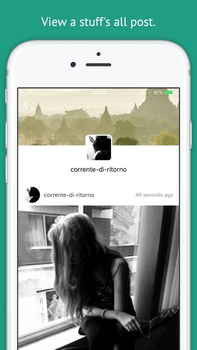 Tumbook - Best client Tumblr Screenshots