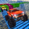 Impossible Monster Truck Stunts