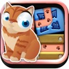 Roll the Cats Blocks Games for Kids