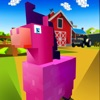 Blocky Pony Farm 3D Full