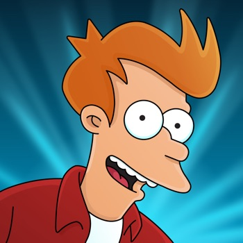 Futurama: Worlds of Tomorrow app for iphone