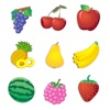 Fruit Sticker Fruit in Photo For Free