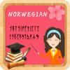 Norwegian-Norwegian App for  Learning Norwegian