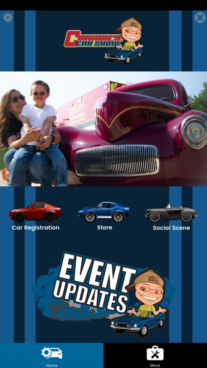 Connors Car Show By MobileSoft Technology Inc - Car show app