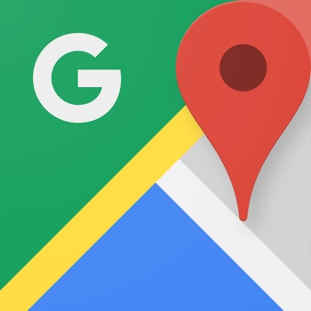 Google Maps - Navigation & Tra... app for iphone