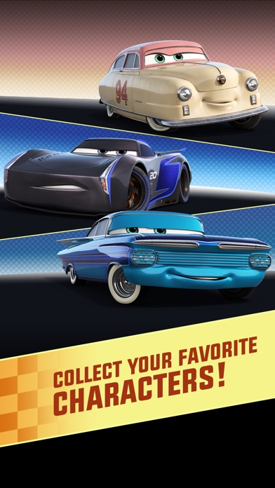 download Cars: Lightning League apps 0