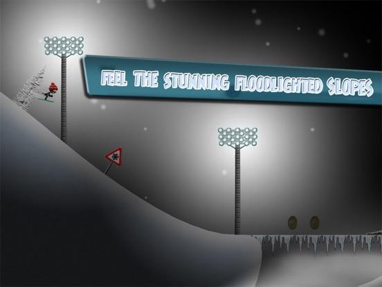 Screenshot #4 for Stickman Ski Racer