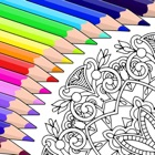 Colorfy: Coloring Book for Adults icon