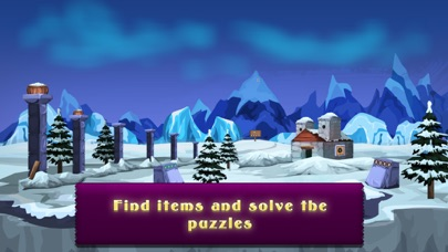 Rescue Snow Penguin Escape Games ? screenshot 3