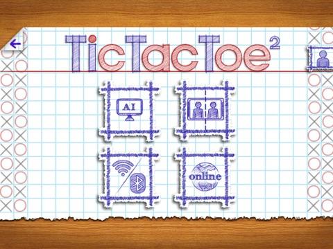 Крестики-нолики 2 Онлайн для iPad