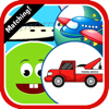 Vehicle Cartoons Matching Cards Puzzle Game Wiki