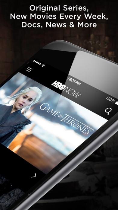 HBO NOW: Stream original series, hit movies & more screenshot
