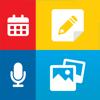 Notebook: notes audio, enregistreur et bloc-notes