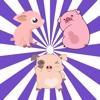 Matching Animal Fram Game Funny Version