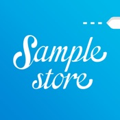 Sample Store Mobile on the App Store