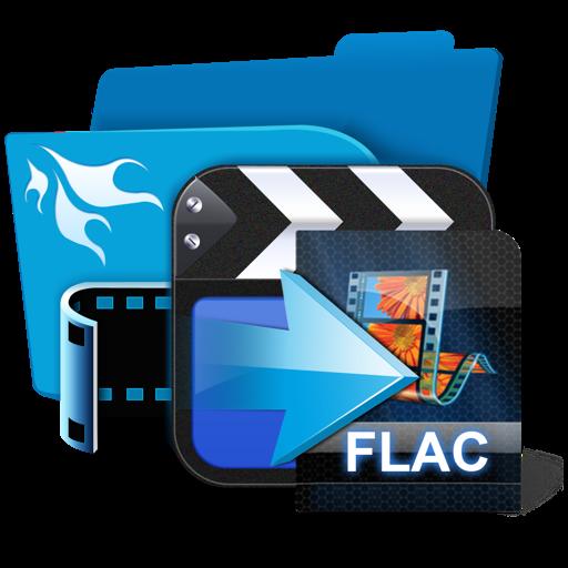 将视频或音频转换为 FLAC 音频格式 AnyMP4 FLAC Converter