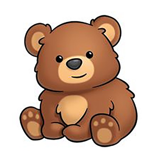 Brown bear pictures for kids