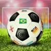 Fußball Freistoß Weltmeisterschaft - Fußball-Spiel
