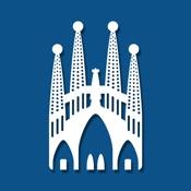 Barcelona Reiseführer & Offline-Karte