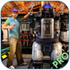 Mahmood Ahmed - Futuristic Robot Mechanic - Pro artwork