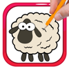Little Sheep Games Coloring Book Education Wiki
