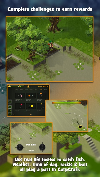 Carpcraft: Carp Fishing Screenshot