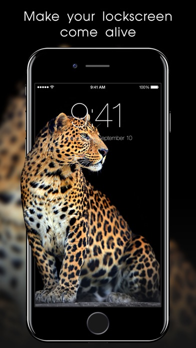 Live wallpapers hd backgrounds livenly nature on the app store iphone screenshot 2 voltagebd Image collections