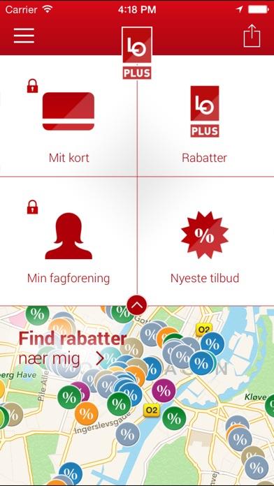 LO Plus Medlemskort i App Store