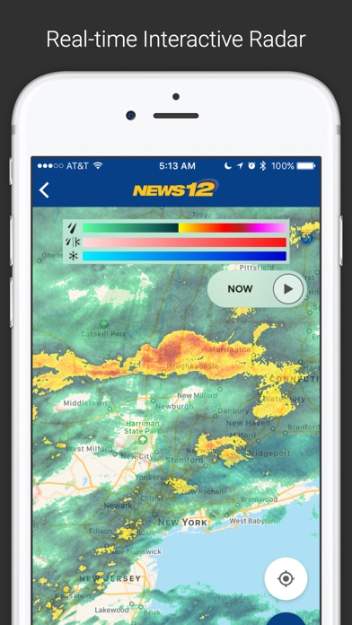 News 12 Mobile review screenshots