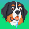 BernerMoji - Bernese Mountain Dog (Berner) Emojis