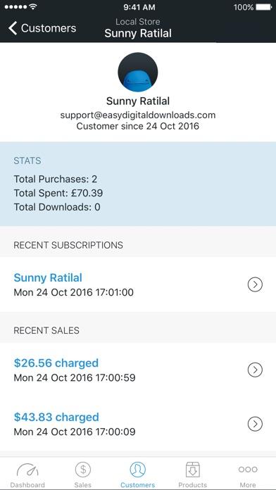392x696bb - Easy Digital Downloads  iOS App