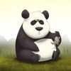 Roll Panda gravity hills pool