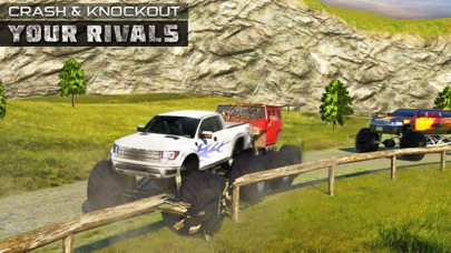 Off-road Trial Extreme Truck Racing screenshot 2