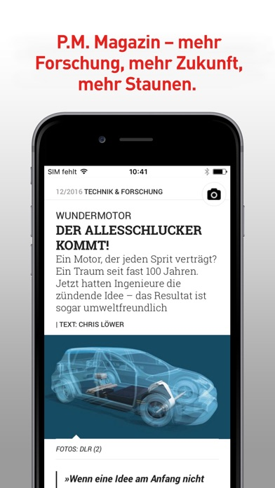 download PM Magazin appstore review