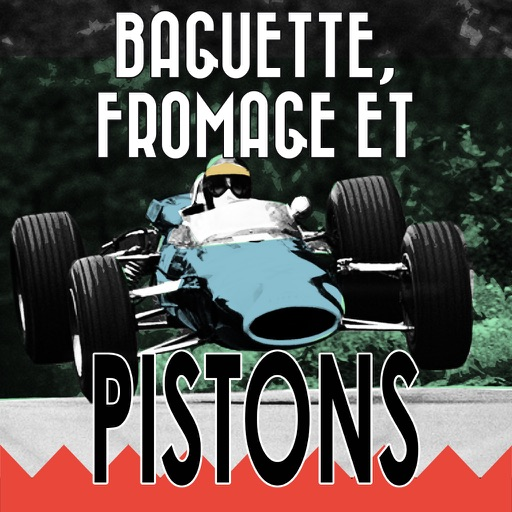 Baguette Fromage et Pistons, the 60s racing game
