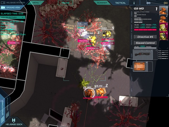 Screenshot 2 STRAIN TACTICS