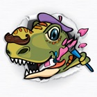 Kids Paint & Play: Dinosaur Train Coloring Book icon