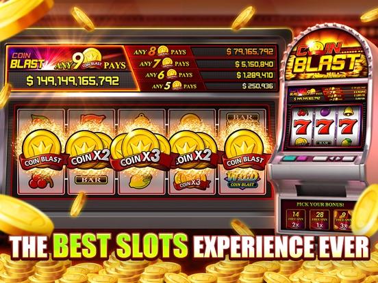 Big Fun Casino - Best Slot Machines Скриншоты8