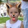 Snap Doggy Face Photo