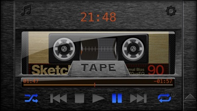 Screenshot Tape