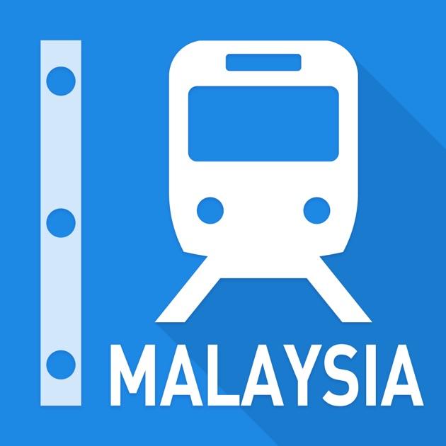 Malaysia Peta Rute