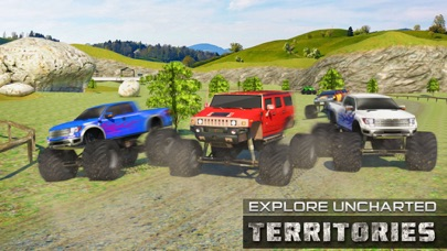 Off-road Trial Extreme Truck Racing screenshot 1