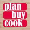 PlanBuyCook meal planner: simple meal planning
